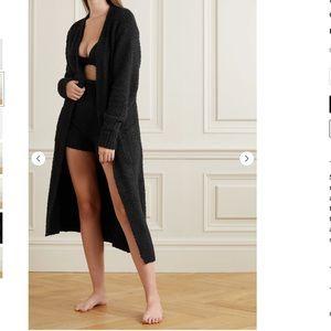 SKIMS Cozy Knit Bouclé Robe